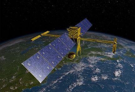 SWOT NASA CNES