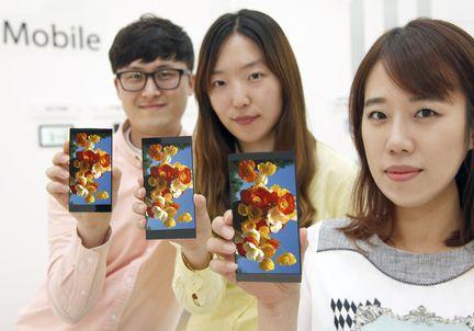 LG Display QHD