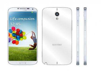 Samsung Galaxy Note III concept