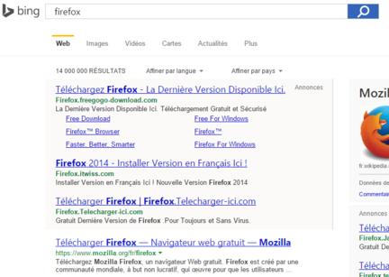 Bing-Firefox