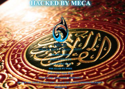 Defacement-MECA