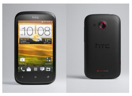 HTC Desire C officiel