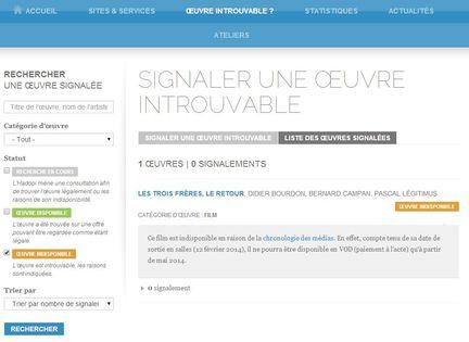 Offrelegale.fr-oeuvre-indisponible