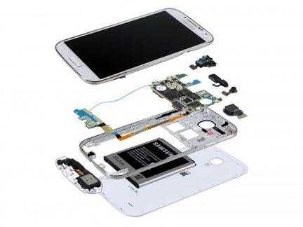 Samsung Galaxy S IV BOM