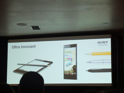 Sony Paris Xperia Z Ultra 02