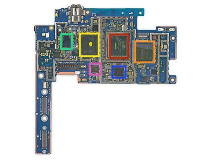 Nexus 9 tegra K1