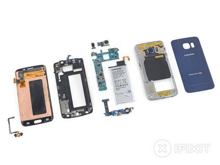 Galaxy S6 Edge iFixit