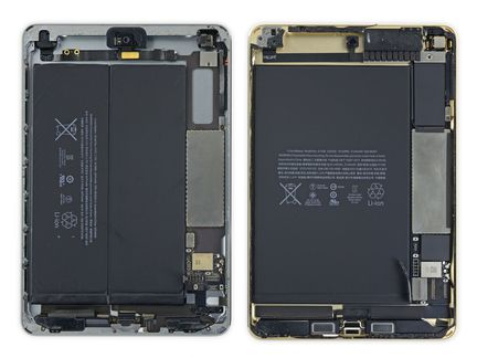 iPad Mini 4 batterie.