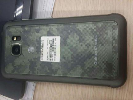 Galaxy S7 Active coque
