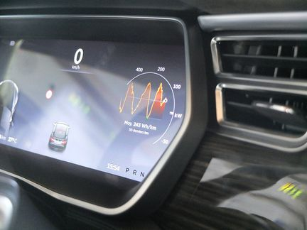 Tesla consommation
