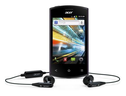 Acer Liquid Express NFC 02