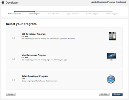 Apple-Developer-Program
