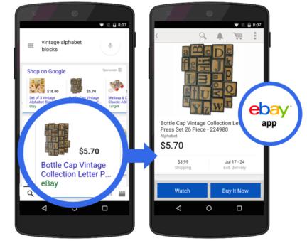 Google-mobile-lien-application-achat