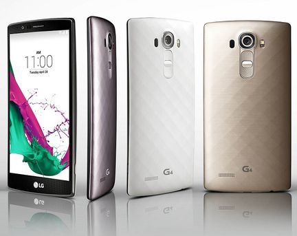 LG G4 ceramic