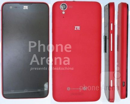 ZTE U988S Tegra 4
