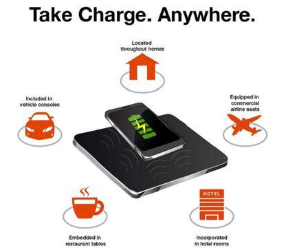 Freescale recharge sans fil
