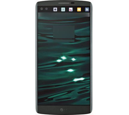 LG V10 affichage