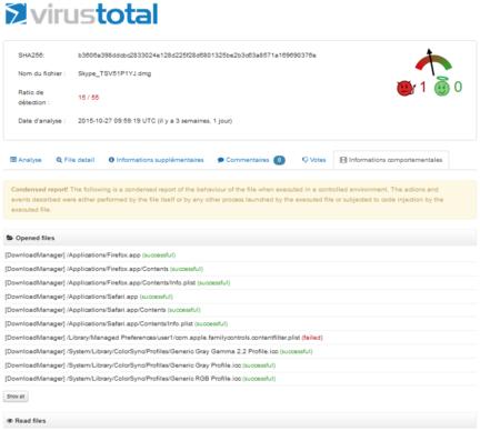 VirusTotal-app-OSX-informations-comportementales