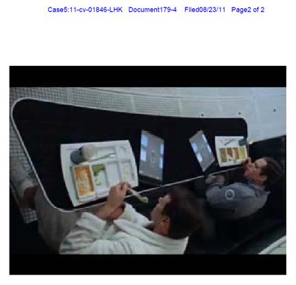 Samsung tablette Kubrick