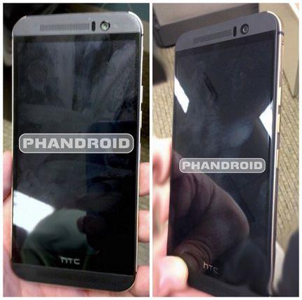 HTC One M9 avant