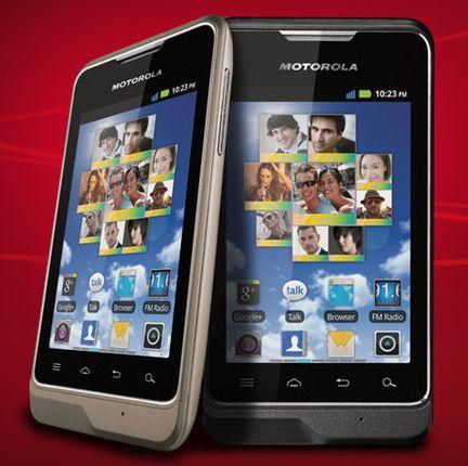MotoSmart Motorola