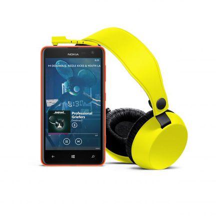 Nokia Lumia 625 casque