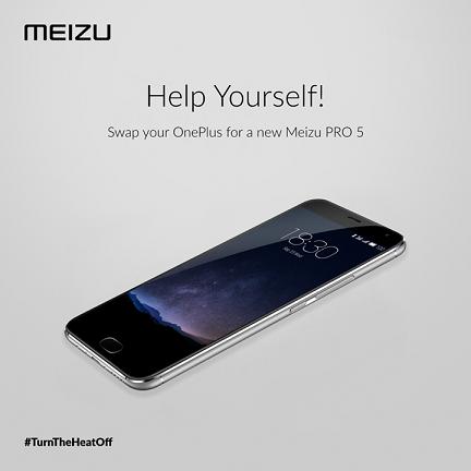 Meizu Pro 5 OnePlus 2
