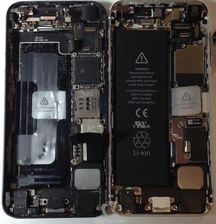 iPhone 5S proto