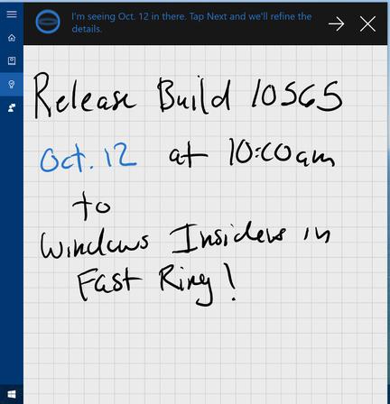 Cortana-note-manuscrite-rappel