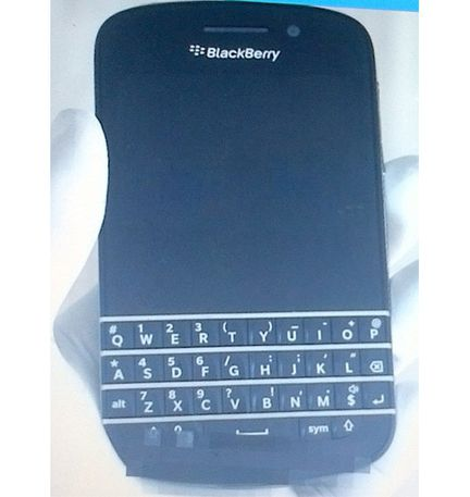 BlackBerry Nseries