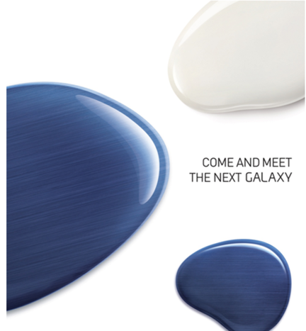 Samsung Galaxy S3 invitation
