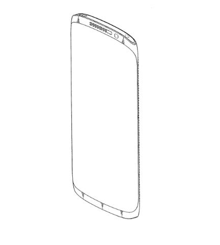 Brevet Samsung design 02