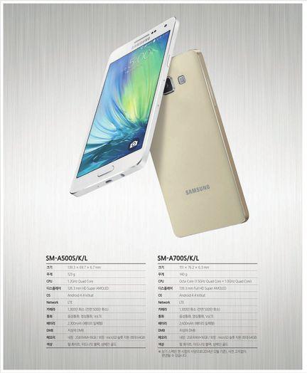 Samsung Galaxy A7 lancement