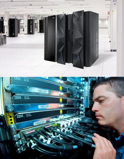 IBM zEnterprise EC12