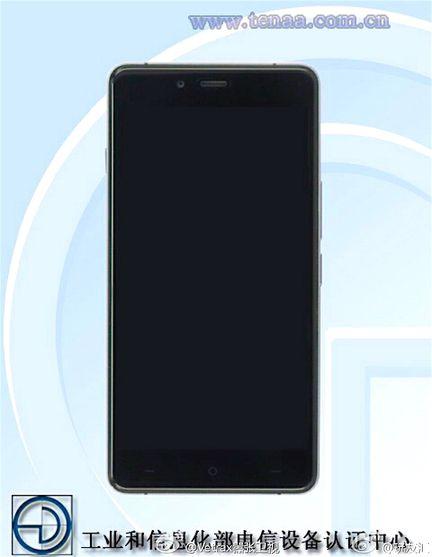 OnePlus X TENAA