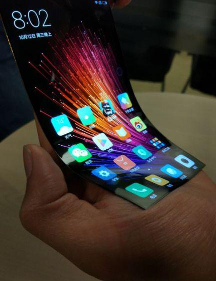 Xiaomi affichage mobile souple