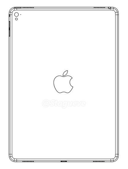 iPad Air 3 rendu