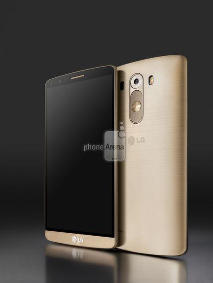 LG G3 face