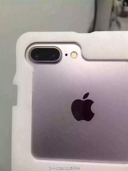 iPhone 7 Plus double capteur