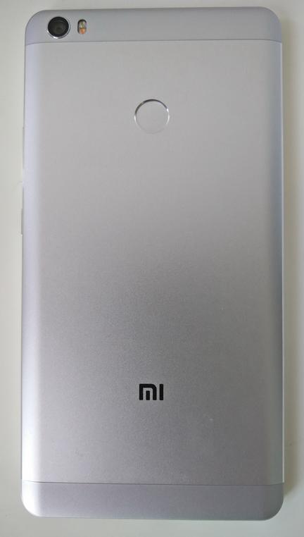 Xiaomi Mi Max dos