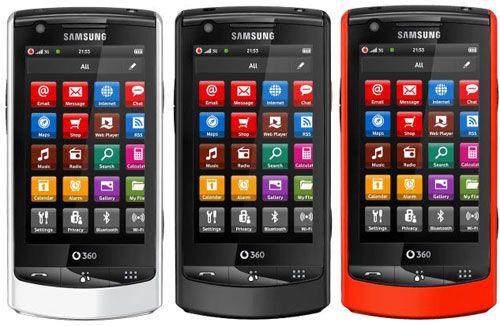 Vodafone 360 M1 by Samsung