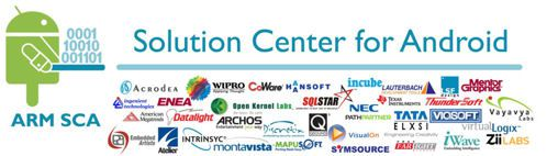 Solution Center Android