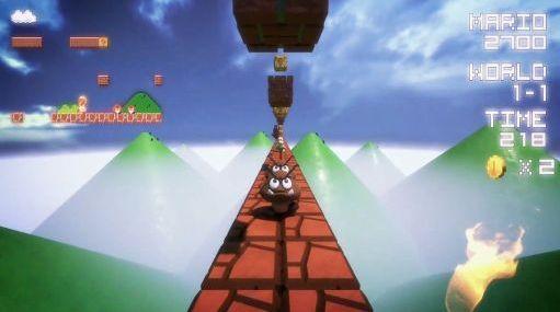 Super Mario Bros. FPS