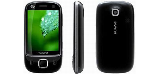 Huawei C8000 Windows Mobile
