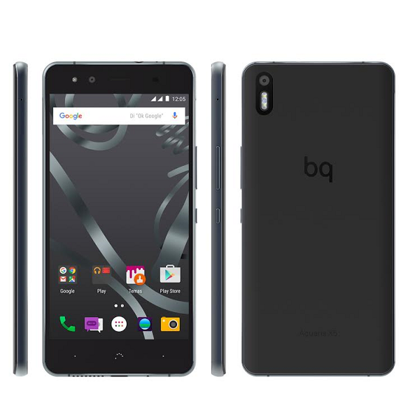 BQ Aquaris X5 Android
