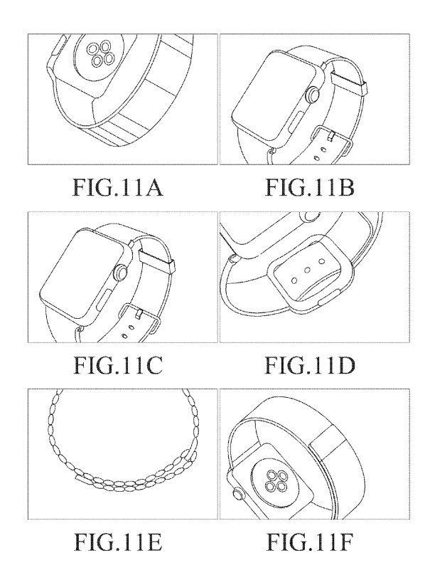 Samsung brevet Apple Watch