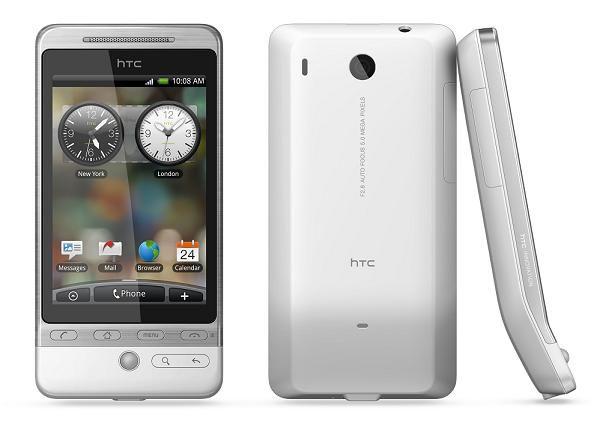 HTC Hero 02
