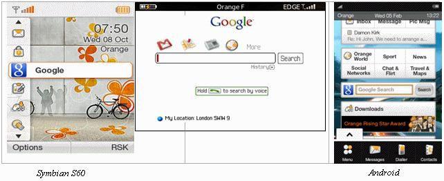Google Orange