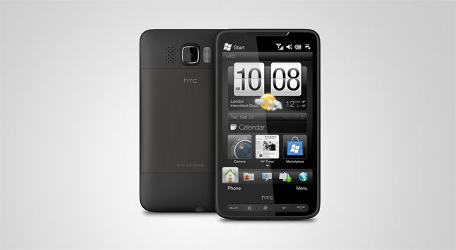 HTC HD2 01
