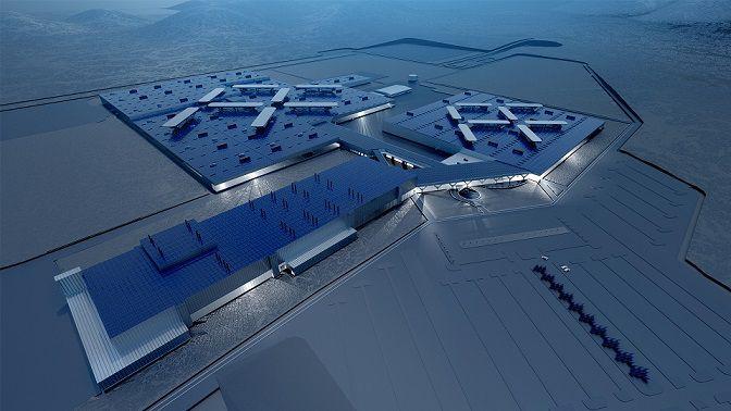 Faraday Future usine